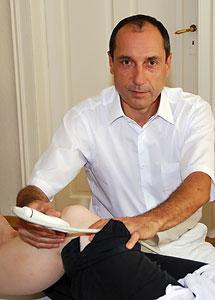 Ob Kniegelenk-Schmerzen oder Bandscheibenvorfall: Interdisziplinäre Diagnostik und ganzheitliche Therapie.